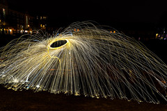 180407 6380_8 (steeljam) Tags: steeljam lightpainters bermondsey wire wool spinning thamse london favourite