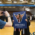 "<b>Commencement 2018</b><br/> Luther College Commencement Ceremony. Class of 2018. May 27, 2018. Photo by Annika Vande Krol '19<a href=""//farm1.static.flickr.com/878/42409536172_83c28c0283_o.jpg"" title=""High res"">∝</a>"