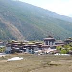 Königlicher Palast von Thimphu, Bhutan