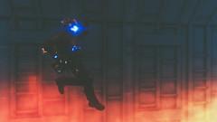 Sunset Turbines | Titanfall 2 (CHRISinSESSION) Tags: 4k games game screenshots screenshot gamescreenshots gamescreens digital art realism beautiful virtualphotography videogames screencapture societyofvirtualphotographers titanfall titanfall2 mech ea