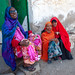 Somali women chating in the street, Woqooyi Galbeed region, Hargeisa, Somaliland