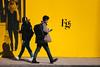 W A L K I N G . E X A M P L E (Panda1339) Tags: zeiss silhouette london ldn nineelms cinematic streetphotography telephoto yellow 135mm uk apo sonnar 2135 zf2 aposonnart2135