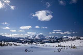 Ski trip Sausfjellet