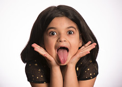 (Grant 1141) Tags: youth kid child girl portrait white background nikon professional pro d810 70200 28 color baltimore maryland no front teeth studio