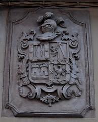 Astorga (León-España). Escudo (santi abella) Tags: astorga león castillayleón españa heráldica escudos