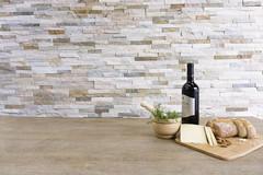 Rustic food (cloud400d) Tags: piedra stone wine vino pan bread cheese queso almendras almonds food comida brick madera beige perejil cilantro bodegon