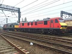 90036 at Wembley (Karel1999 Over Two Million views ,many thanks) Tags: wembley depot railroad railway locomotives zug vlak