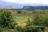 Trevelin, rural landscape (blauepics) Tags: argentina argentinien patagonia patagonien landscape landschaft hills hügel mountains berge chubut province provinz provincia clouds wolken scenery meadows wiesen rural ländlich trees bäume green grün cows kühe agriculture landwirtschaft