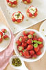 DSC_4778 copy (travellingfoodies) Tags: strawberry tartecitron lemontart japanesestrawberries ichigo cremechantilly strawberrytart frenchpastry tart fruittart sadaharuaoki