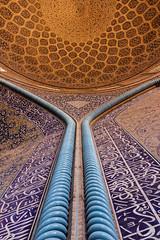 Magie d'Architettura (veronica_zaru) Tags: iran lotfollah mosque moschea esfahan isfahan persia architettura geometria architecture