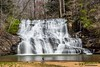 CANE CREEK FALLS (The Suss-Man (Mike)) Tags: campglisson canecreekfalls dahlonega georgia longexposure lumpkincounty nature reflection rocks slowshutterspeed sonyilca77m2 sussmanimaging thesussman trees waterfall