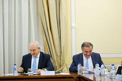 Rui Rio em reunião com os Presidentes das Distritais