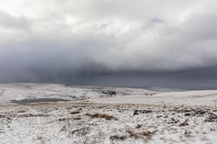 Snow on the hills-March 17th 2018 019 - Snow over Pule Hill (Mark Schofield @ JB Schofield) Tags: south pennines snow beast east vw armarok wessenden wessendenvalley wessendenhead westnab meltham marsden moors moorland pennineway ice road winter march canon eos 5dmk4 pulehill thenationaltrust showers huddersfield yorkshire