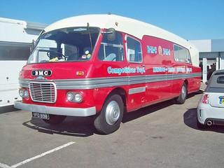 161 BMC Racing Car Transporter (1959)
