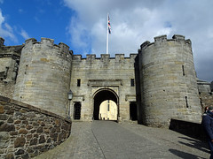 Stirling Castle (sharon.corbet) Tags: scotland uk 2018 stirling stirlingcastle castle gate