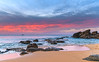 Sunrise Seascape (Merrillie) Tags: daybreak landscape cloudy dawn waves waterscape water sunrise newsouthwales clouds earlymorning nsw sky seascape ocean sea rocks nature coastal morning outdoors killcarebeach australia centralcoast killcare coast