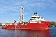 Fugro Scout - Aberdeen  Harbour Scotland - 17/4/2018 (DanoAberdeen) Tags: fugroscout aberdeen amateur aberdeenscotland abdn aberdeencity abz aberdeenharbour scotland spring scotia schotland seaport seafarers danoaberdeen danophotography dock footdee fittie grampian geotagged gb generalcargo granitecity harbour szkocja candid caledonia cargoships clouds vessels vts bluesky boats bonnyscotland northsea northseasupplyships northseasupplyvessels merchantnavy maritime workboats tugboat tug northeastsupplyvessels northeastsupplyships shipspotters shipspotting offshoreships oilships oilrigs drillingvessel anchor navigate sailor vessel boat ship offshore psv uk 2018 recent nikon ships riverdee aberdeenshire