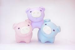 163/365 : Three Little Piggies