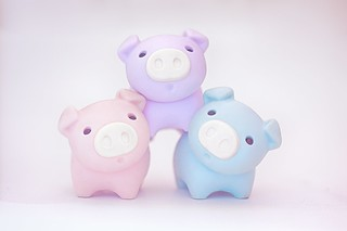 163/365 : Three Little Piggies