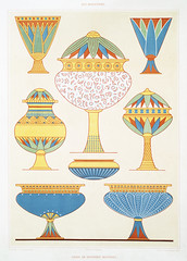 Vases of various materials from Histoire de l'art égyptien (1878) by Émile Prisse d'Avennes (1807-1879). Digitally enhanced by rawpixel. (Free Public Domain Illustrations by rawpixel) Tags: egyptian otherkeywords anillustrationoftheegyptian ancestry ancient ancientegyptian ancientegyptianart antique archaeological archeology art artwork cc0 design designing drawing dynasty egypt egyptiandesignvase egyptiankingdom egyptianpottery egyptien egyptology empire handdrawn histoiredelartégyptien historical history illustration interior kingdom material mythology objects old oldfashioned outlines outlinesfromtheantique pattern pottery psd publicdomain sepia sketch story traditional various vases vintage émileprissedavennes