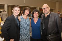 Tobi Harper, Ashley Gibbons, Emily Hopkins, Robert Crouch