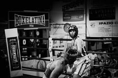 30535 - Hook (Diego Rosato) Tags: boxelatina boxe boxing pugilato ring match incontro bianconero blackwhite nikon d700 2470mm tamron rawtherapee pugno punch hook gancio