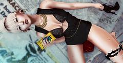 POST ★☆ 1K244 ★☆ (♕ Xaveco Mania - Jhess Yoshida ♕) Tags: runaway noirstore supernatural eclipse ksposes goodvibesfair whimsical secondlifephotography secondlifeblog secondlife chichica sexy girl