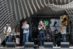 The Heavyweights Brass Band (Keith Levit) Tags: keithlevitphotography winnipeginternationaljazzfestival keithlevit 2018 winnipegjazzcollective jazzfest theheavyweightsbrassband winnipeg manitoba canada ca
