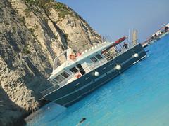 IMG_1079 (SyrianSindibad) Tags: greece zakynthos navagiobeach shipwreckbeach smugglerscove