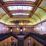 Des Moines Iowa -  Iowa State Capitol - Atrium Wing thumbnail