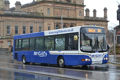 McGill's 5500 SF53KGE (Will Swain) Tags: paisley 10th march 2018 bus buses transport travel uk britain vehicle vehicles county country scotland scottish north town centre mcgills 5500 sf53kge