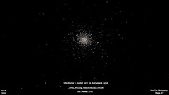 M5_20180326_HomCavObservatory_ReSizeDown2HD (homcavobservatory) Tags: homcav observatory globular star cluster m5 8inch f7 criterion reflector canon 700d dslr astronomy astrophotography