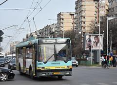 ASTRA IKARUS 415T 5283 al STB - Depoul Bujoreni - linia 62   -  Trolleybus 5283 Bucharest  -  Trolleybus 5283 Bukarest (mihaipăcurețu) Tags: bucharest bucuresti bucurești bukarest bus electricitate romania românia road rumänien ratb transport transportation transportpublic troleibuz trolleybus town city urban publictransport public astra stb sosea d3400 depouratb firdecontact hauptstadt bujoreni ikarus ikarus415t nikon light