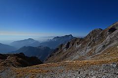 Via Vandelli (Anna Chiara Barruffi) Tags: trekking via vandelli alpi apuane cielo blu geologia bluesky mountain rocks paesaggio landscape montagna