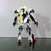LEGO Gundam Barbatos Lupus Rex ASW-G-08 1/60