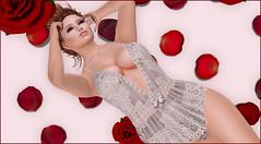 bed of roses (Phen Balfour) Tags: besom besomhair c88 catwa catwacatya catwamesheyes collabor88 ebentotheevent ebentoevent luanesworldposes maitreya maitreyalara poshcouture thexxxevent wow wowskins xxxevent