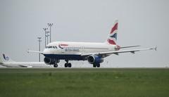 British airways in BUD (Dreamaxjoe) Tags: airport budapest aeroplane