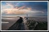 Perch Rock Sunset 21 4 18 (GOLDENORFE) Tags: drone panorama phantom4pro sunset lighthouse perchrock