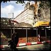 365_Day 113 Urban Removal (karen axelrad (karenaxe)) Tags: theneweramuseum streetphoto iphoneography 365project 365 triplecrown love81 jane hipstamatic