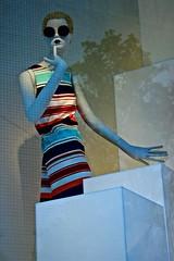 Oh No (Chris Hamilton Photography) Tags: reflection london mannequin flickr urban nikon fashion fashionable display colour
