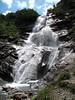 A waterfall in Krumltal valley (echumachenco) Tags: krumltal waterfall alps pinzgau salzburg austria österreich summer nature outdoor water tree plant
