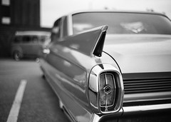 Gardena Elks Car Show (Ilford Delta 100) (JCD Images) Tags: elks lodge 1919 carshow gardena california usa march 2018 cadillac chevrolet ford madeinusa cars autos automobile classiccars musclecars hotrods streetrods street chrome rims custompaint custom kustom photography voigtlander bessar3m rangefinder cosina nokton 40mm f14 singlecoated ilford delta100 film 35mm 135 fromex prolab scanned 1962 cadillaccoupedeville
