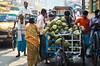 New Market Area - Kolkata - India (Wolfgang Krausse) Tags: coconut kokosnuss coco