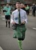 Irish Attire (Scott 97006) Tags: man race irish kilt glengary green run socks pattern