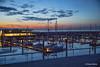 Marina Cadand Bad - 26031805 (Klaus Kehrls) Tags: marina cadzandbad blauestunde abendrot abendstimmung spiegelung