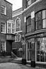 Pub & Eating House (cybertect) Tags: carlzeisstessart45mmf28 cityoflondon ec4 london londonec4 shawsbooksellers sonya7 standrewshill wardrobeterrace blackwhite blackandwhite monochrome pub