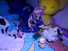 Plays (Ushi de Bray) Tags: doll bjd little pony aimerai volks