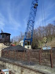 Kohlekran (Thomas230660) Tags: dresden eisenbahn dampf dampflok steam steamtrain sony