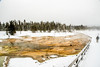 Yellowstone NP Trip - Day 6 (38) (tommaync) Tags: yellowstonenationalpark yellowstonenp yellowstone np nationalpark park national wyoming february 2018 nikon d7500 winter snow thermal mudpots hotsprings water bacteria minerals algae