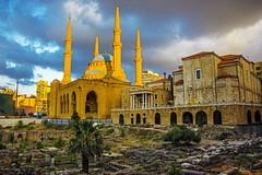 History (thefeverhead) Tags: lebanon mosque church beirut ruins
